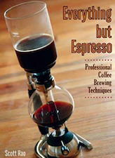 everything but espresso coffee book