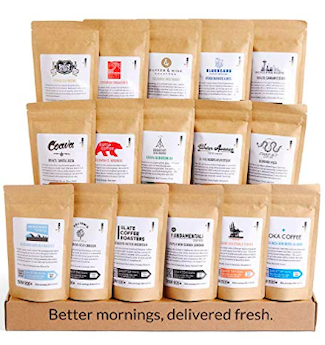 world bean tour coffee gifts