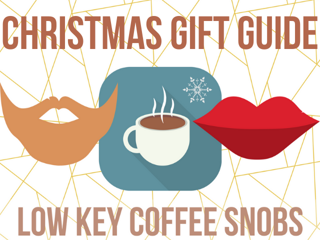 christmas gifts for coffee drinkers