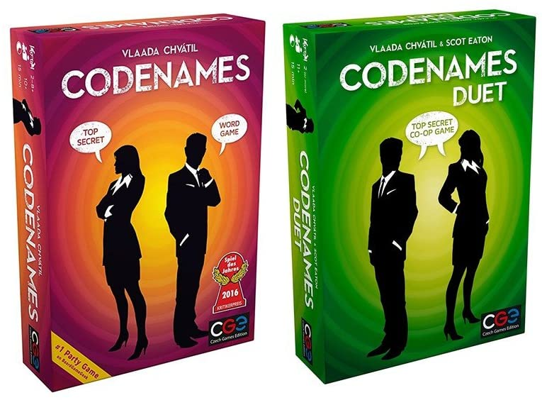 code names duet for couples