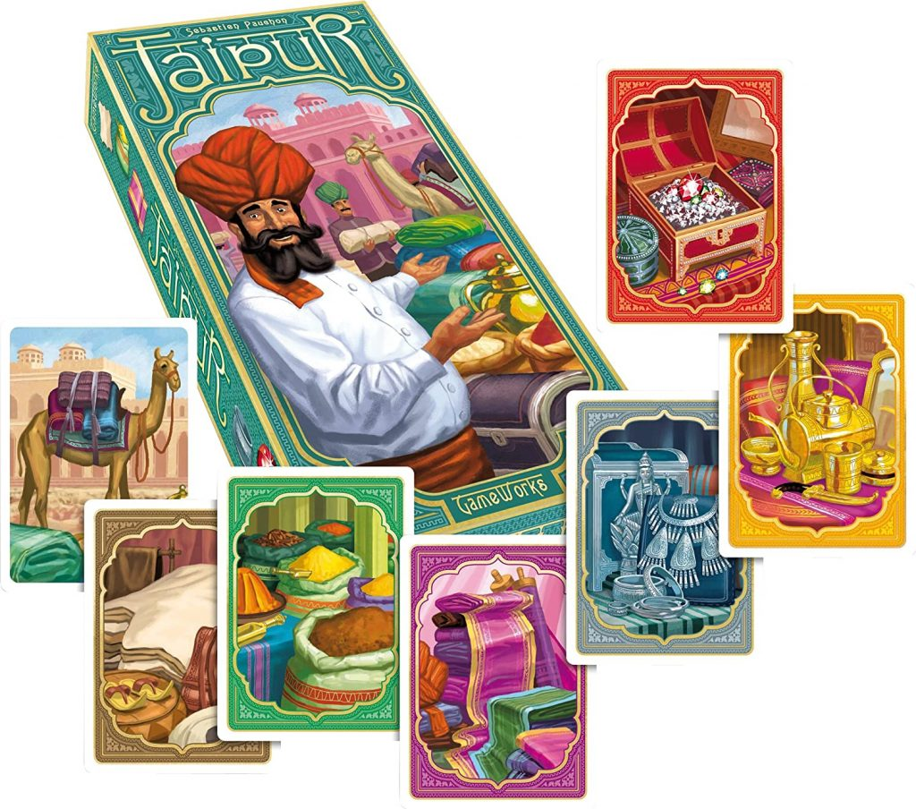 jaipur for couples board games